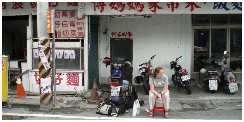 Taiwan | met 'Kitty' van Kenting naar Green Island
