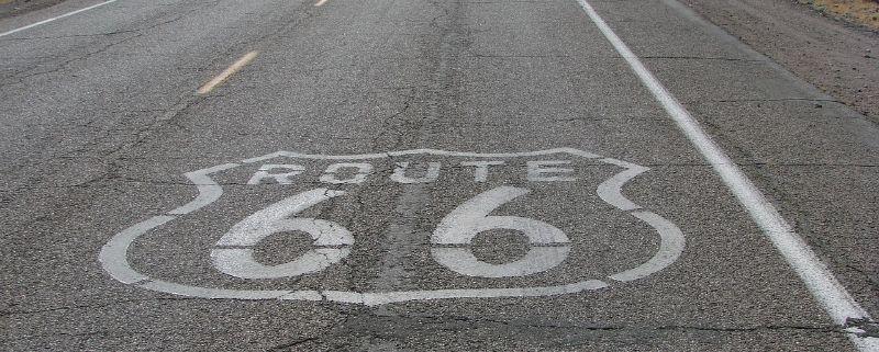 Reismuziek | Route 66 van Las Vegas naar Phoenix