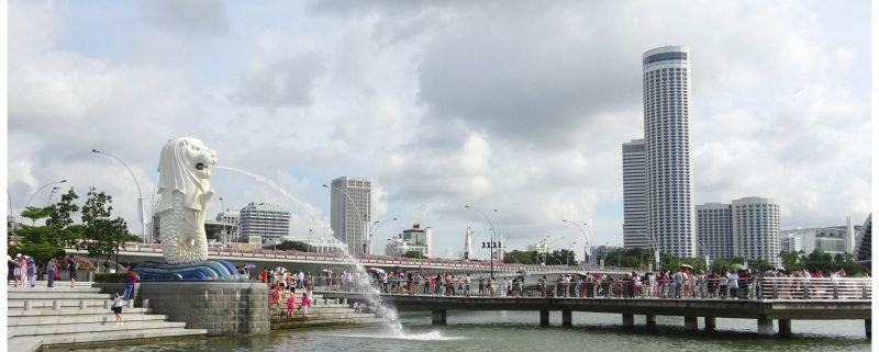 Nieuws   Hoera! 50 jaar Singapore Tourism Board
