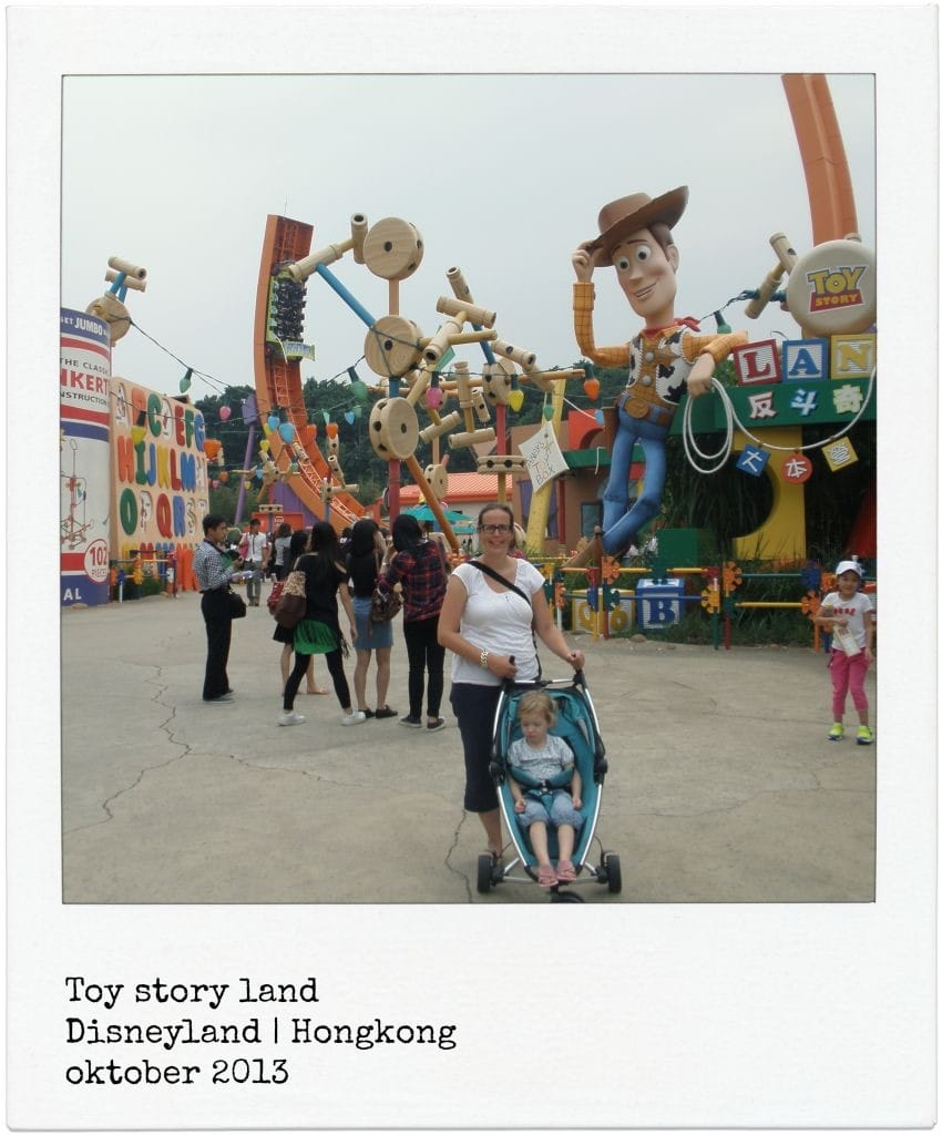 parken in Hongkong Disneyland