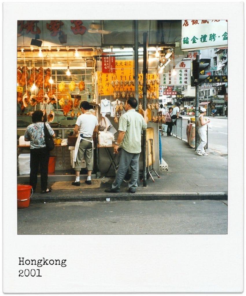 Trans Mongolië Express Hongkong
