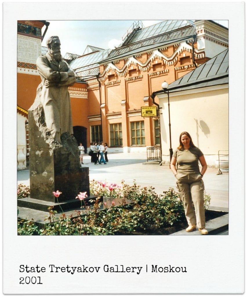 Trans Mongolië Express Tretyakov
