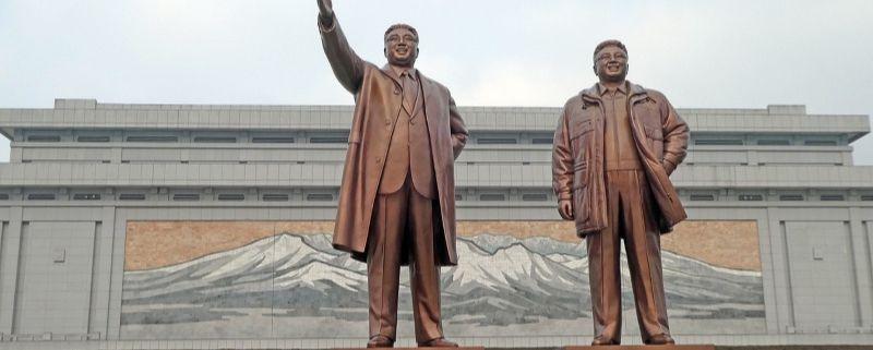 Noord-Korea in een paar foto's, een kijkje in 'Het gesloten rijk'