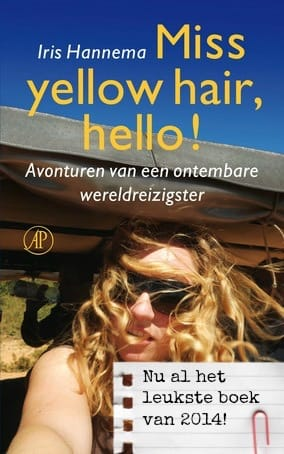 Boek | Miss yellow hair hello