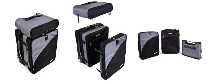 Handbagage – Balanzza Truco 3 in 1 trolley