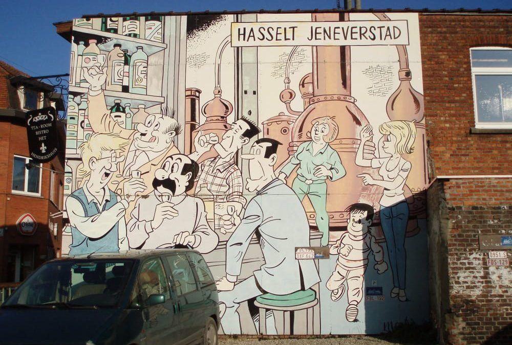 Jeneverfeesten Hasselt, feest in de hoofdstad van de smaak