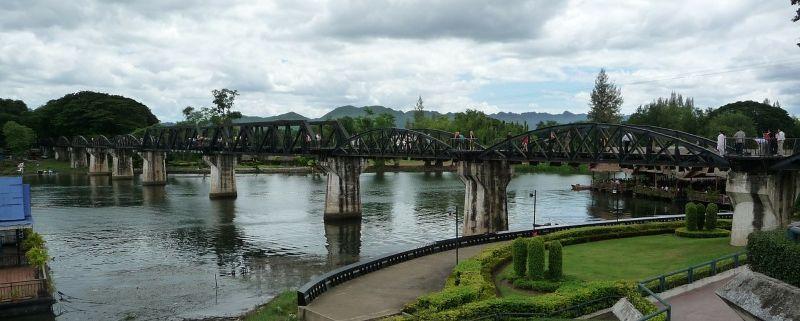 Kanchanaburi, meer dan de brug over de rivier Kwai