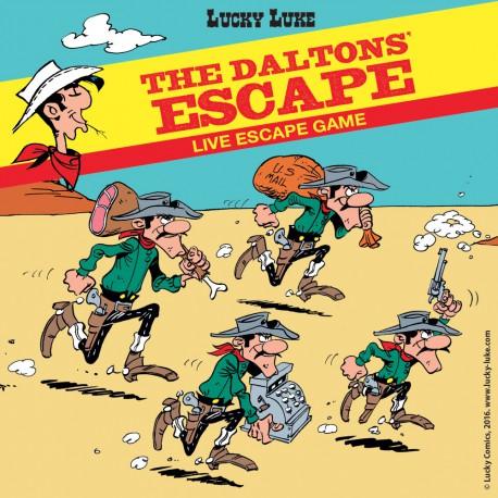 De ontsnapping van de Daltons