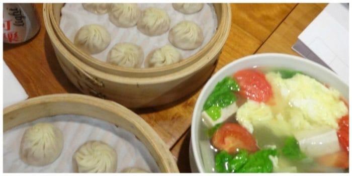 Xiao Long Bao lunch bij Din Tai Fung Taipei