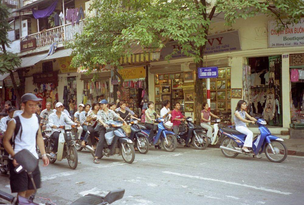 Reisschema Vietnam – Een reis van Noord naar Zuid