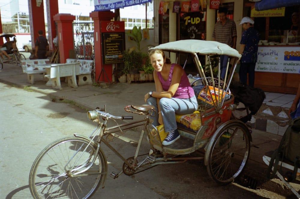 Reisschema Thailand – kris kras door het land