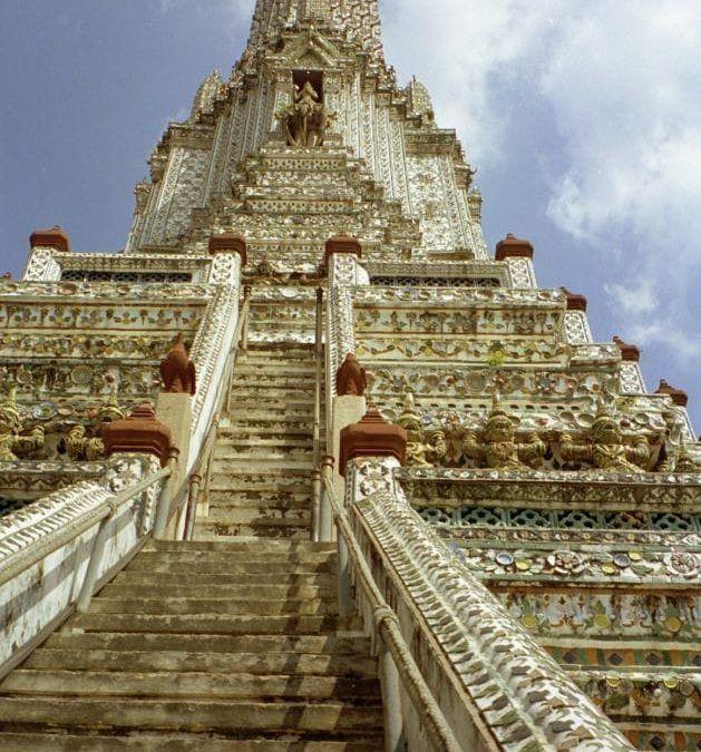 Reisschema Thailand – Einde 6 maanden backpacken