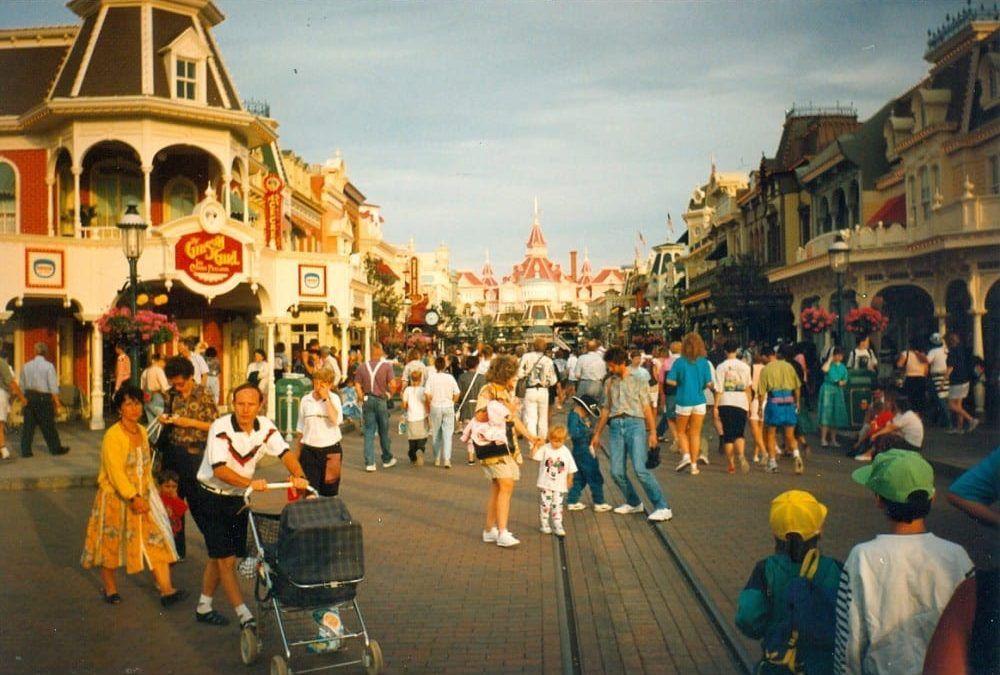 Terugkeer naar Disneyland Parijs