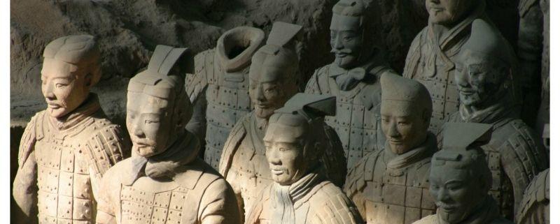 Reisschema China – hier wil je heen