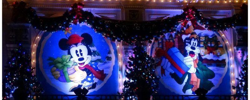 Kerst in Disneyland Parijs, the season to be jolly