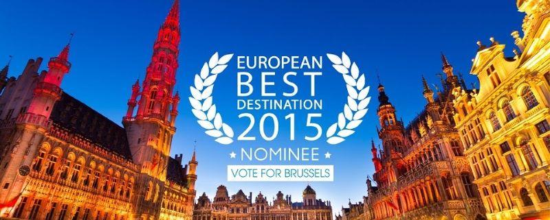 European Best Destination 2015