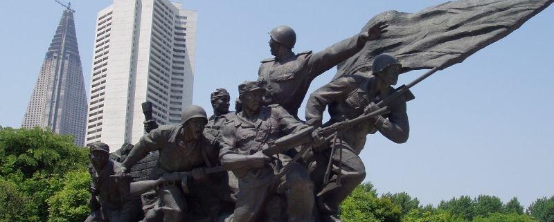 Noord-Korea | Een verdacht pakketje