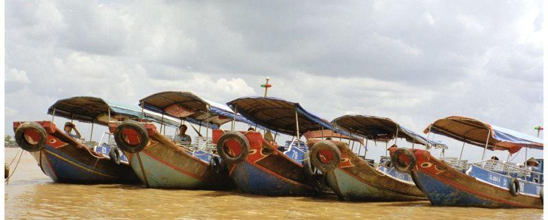 Vietnam | via de Mekong Delta Vietnam naar Cambodja