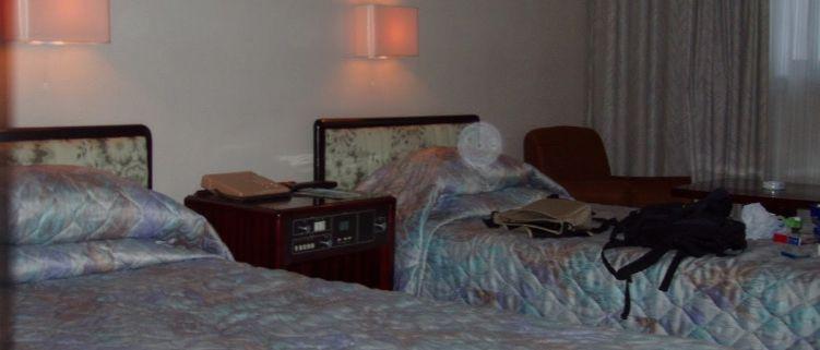 Yanggakdo Hotel Pyongyang 'An Alcatraz of fun'