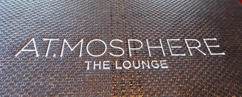 Dubai | Cocktails op grote hoogte @ Atmosphere Lounge