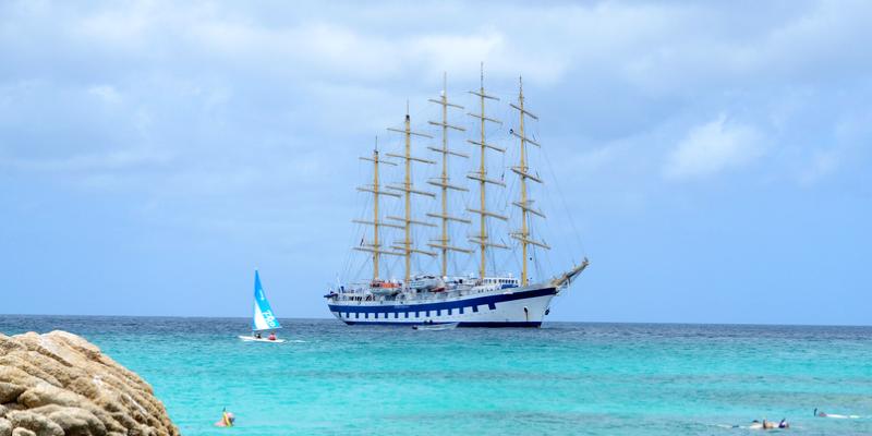 Spanje | StarClippers Cruise Spaanse kust & Balearen