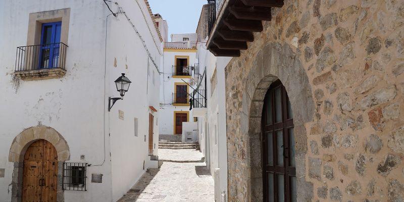 Spanje | Hotspots in Eivissa (Ibiza stad)