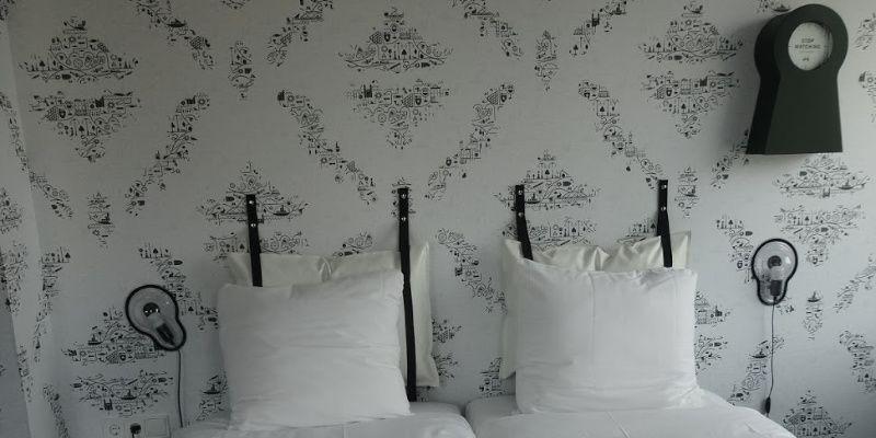 Kaboom Hotel Maastricht, verrassend en vernieuwend