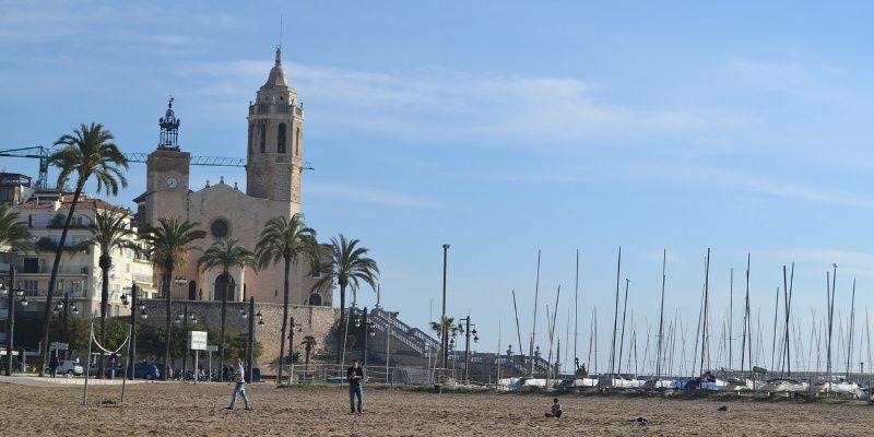 Sitges, een van mooiste plekken aan de Spaanse kust