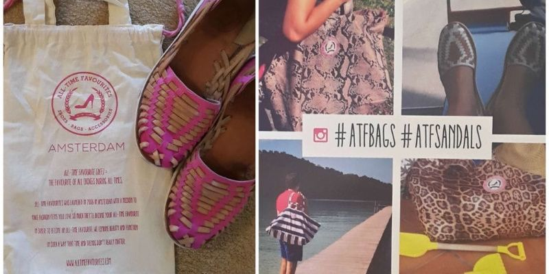 All Time Favourites – mijn Ibiza Pink Sandals