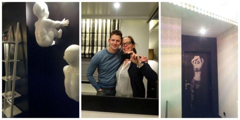 Be Manos Hotel Brussel luxueuze en trendy hotel