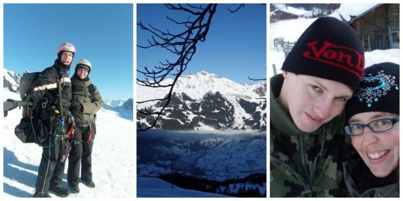 Paragliden in Zwitserland ultieme adrenaline kick