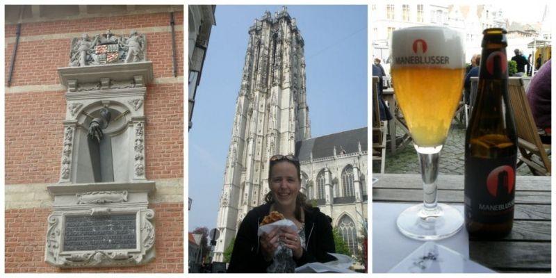 Mechelen, maneblusser, Martin's Hotel en meer