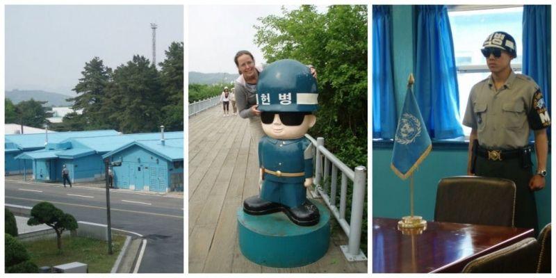 DMZ: Vanuit Seoul gluren naar de buren