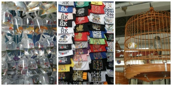 De leukste markten in Hongkong