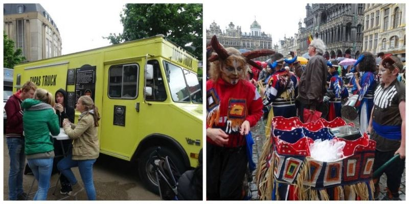 Irisfeest Brussel, toffe events in de Belgische hoofdstad