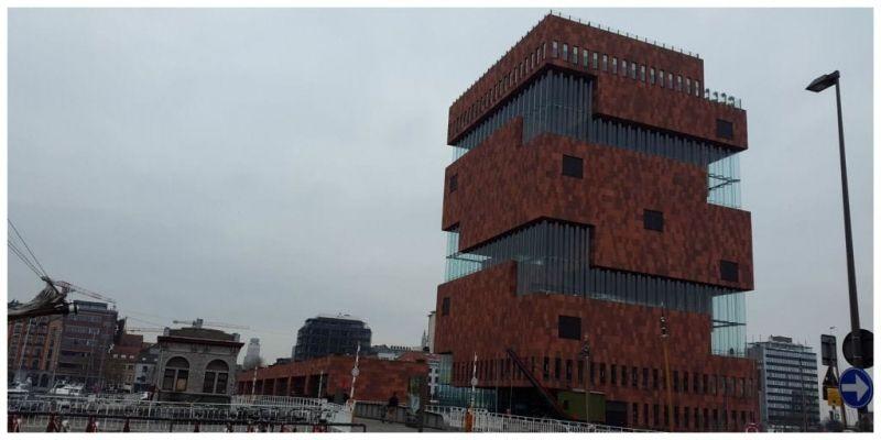MAS Antwerpen bestaat 5 jaar. Hoera!