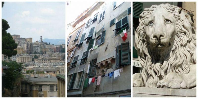 Genua 'La Superba', de trots(t)e stad van heel Italië