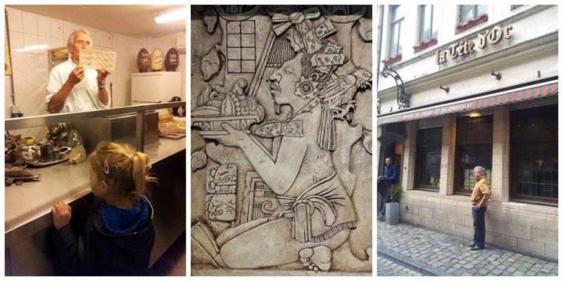 Choco-Story Brussel, een must-visit voor chocoholics