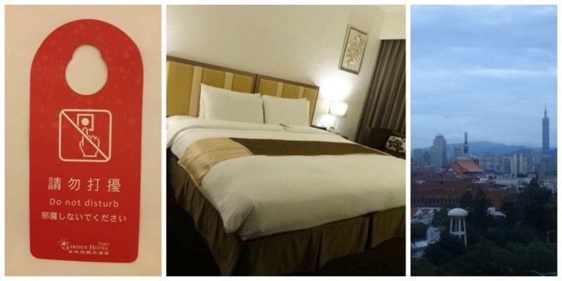 Garden Hotel Taipei – een review