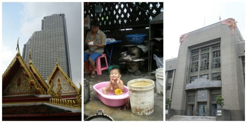Bangrak: Ontdek het onontdekte Bangkok