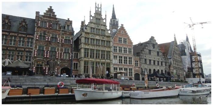 Gent Graslei Michelin De Groene Reisgids België: