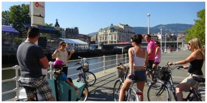 Baja Bikes | Bilbao, fietsen op het kruispunt van cultuur