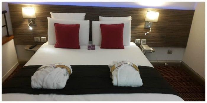 Hotel Mercure Blois Centre overnachten langs de oevers van de Loire