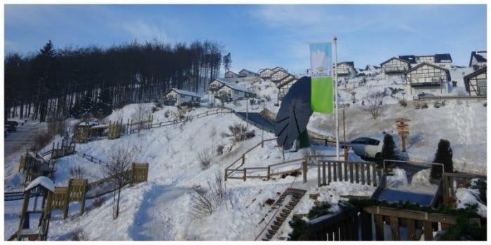 Landal Winterberg, Fun & snow in een wunderbar winterlandschap