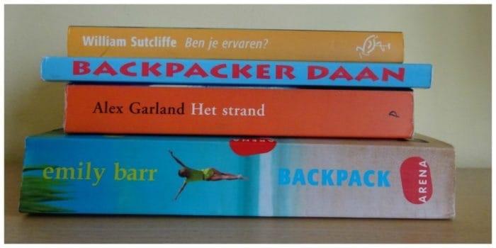 Backpackers literatuur, deze boeken moet je lezen