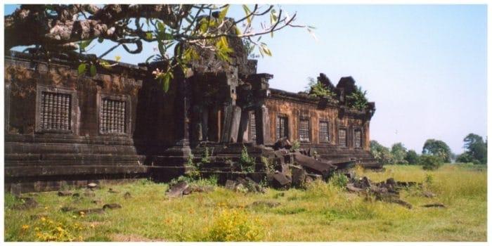 Vat Phou Champasak, hoe ik dit tempelcomplex voor mezelf had