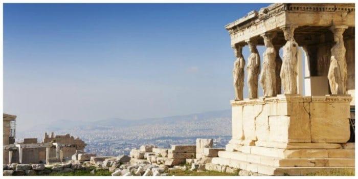Athene, al 2.300 jaar de moeite van een reis naar Griekenland waard