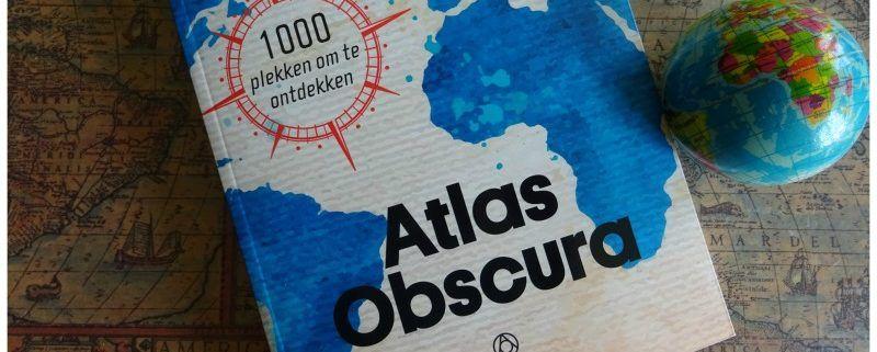 Atlas Obscura – 1.000 plekken om te ontdekken in een boek