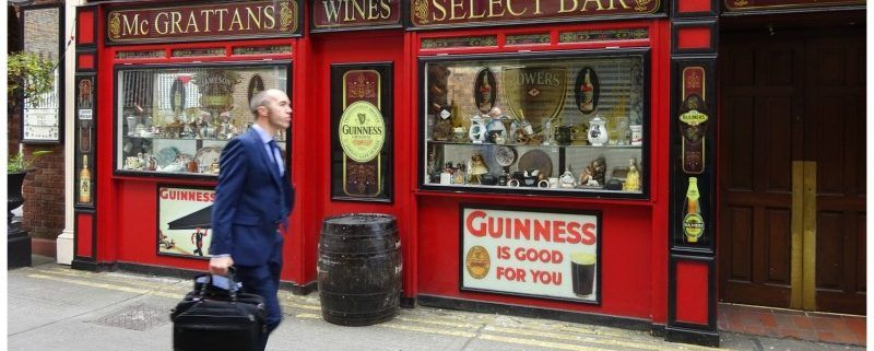 Dublin, in 20 foto's dwars door de Ierse hoofdstad Dublin