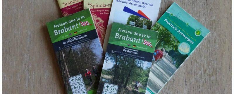 Fietsen doe je in Brabant –  Op het Fietsroutenetwerk de Baronie